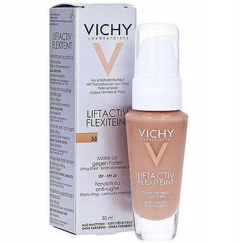 Vichy Base de Maquillaje x 30 ml Liftactiv Flexiteint Tono 35