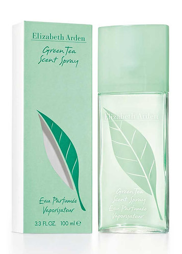 ELIZABETH ARDEN GREEN TEA - SCENT EDT VAP X 100 ML