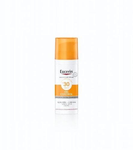 Eucerin Protector Solar x 50ml Facial Toque Seco Spf30