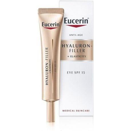 Eucerin Hyaluron Filler Crema Contorno De Ojos x15ml