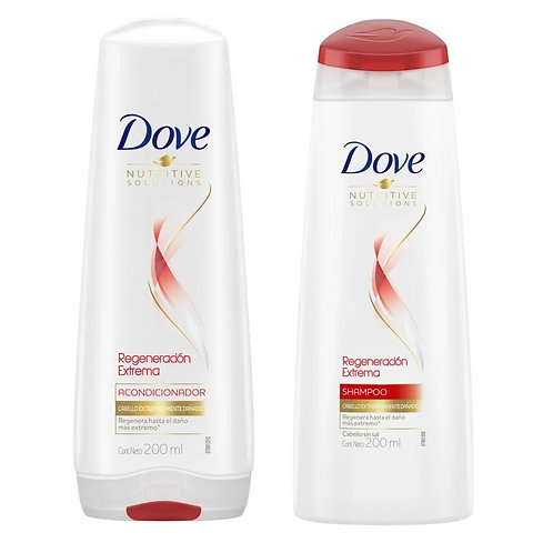 KIT CAPILAR DOVE 200ML