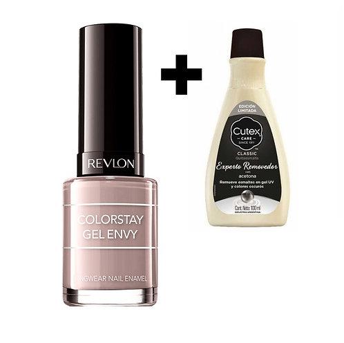 REVLON Esmalte Color Stay Gel 17 Checkmate 540 11.7ml