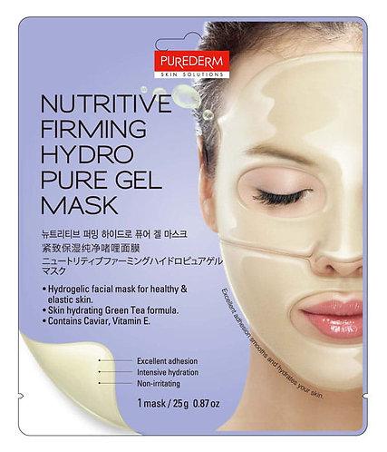 Purederm Nutritive Firming Mask Hydro Pure Gel x 1
