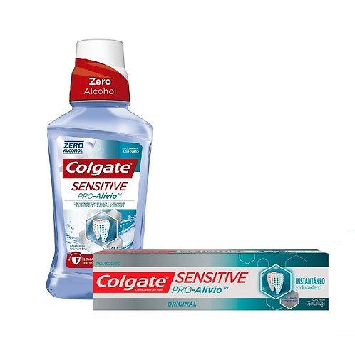 Kit Colgate Sensitive Pro Alivio