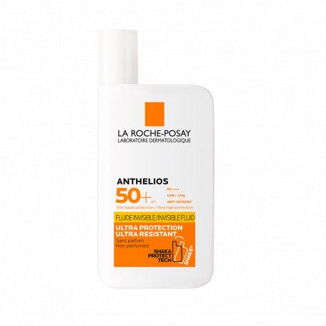 NUEVO Anthelios fluido invisible FPS 50+ La Roche-Posay