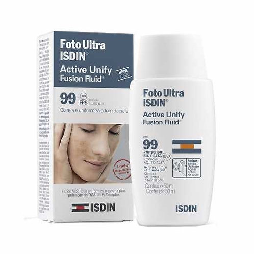 Isdin foto ultra active unify spf99 50ml