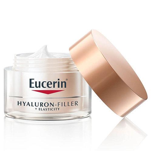Eucerin Hyaluron-Filler + Elasticity Día FPS 30