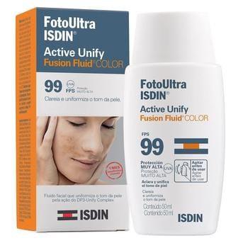 Isdin foto ultra active unify color spf99 50ml