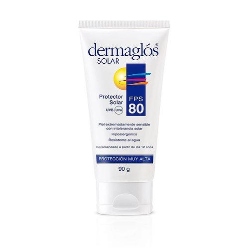 Dermaglos Solar FPS 80 Crema x 90g