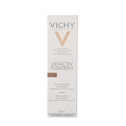 Vichy Base de Maquillaje x 30 ml Liftactiv Flexiteint Tono 55