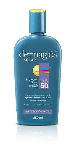 Dermaglos Protector Solar x 250ml Fps50 Emulsión
