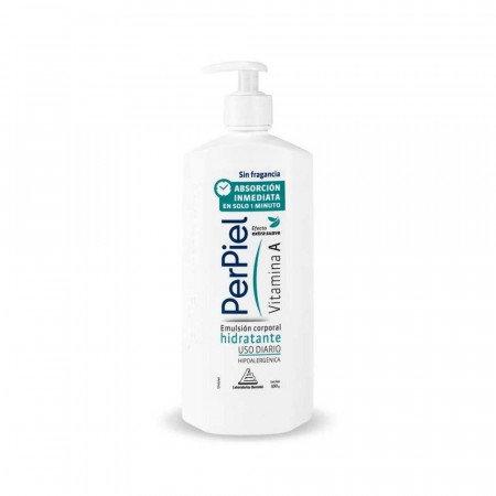 PERPIEL ABSORCION INMEDIATA – emulsion fragancia x 400g