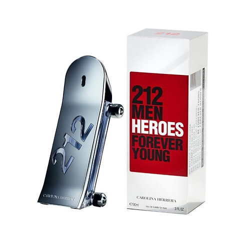 Carolina Herrera 212 HEROES EDT 90ml