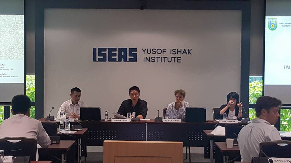 ISEAS Conference 2016