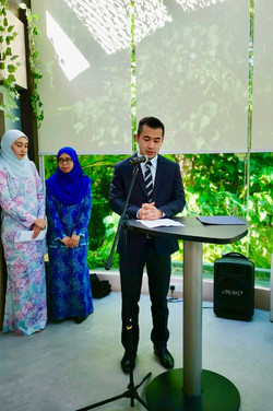 Welcoming Speech