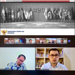 G20 Indonesia Roundtable 2021