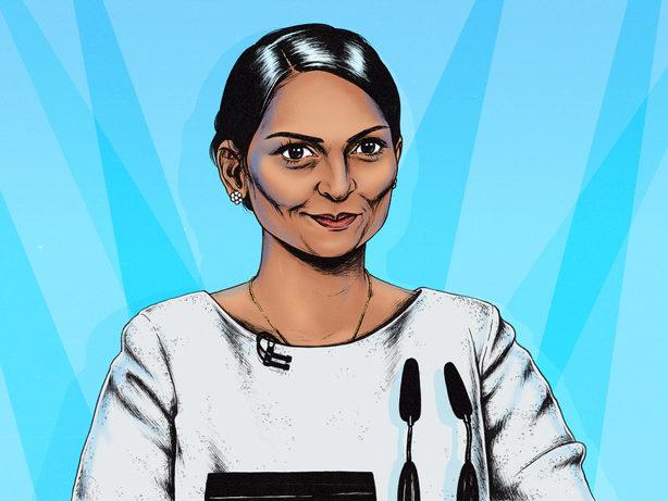 How Priti Patel Became the Most Divisive Politician in Britain