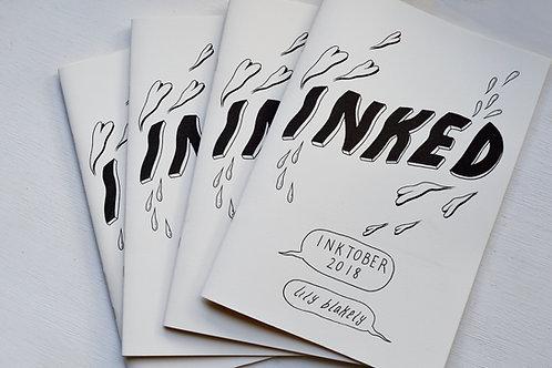 """Inked"" zine"