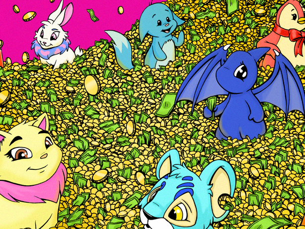 Neopets Taught a Generation of Kids How to Be Good Capitalists