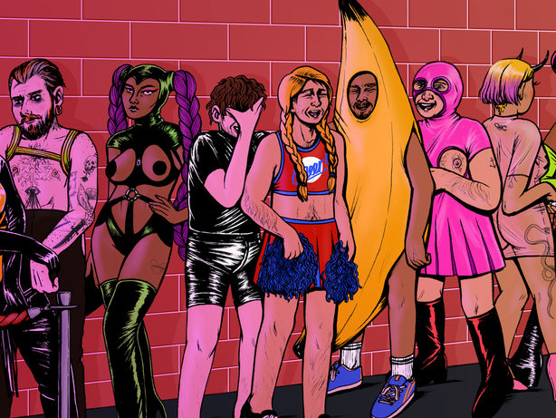 Are BDSM Clubs Overrun With Tourists