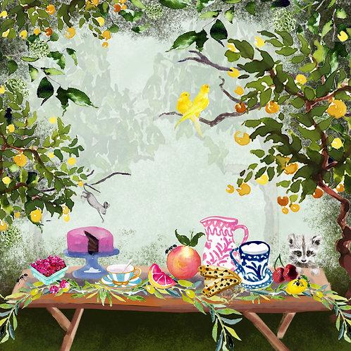 Spring Equinox Tea Party