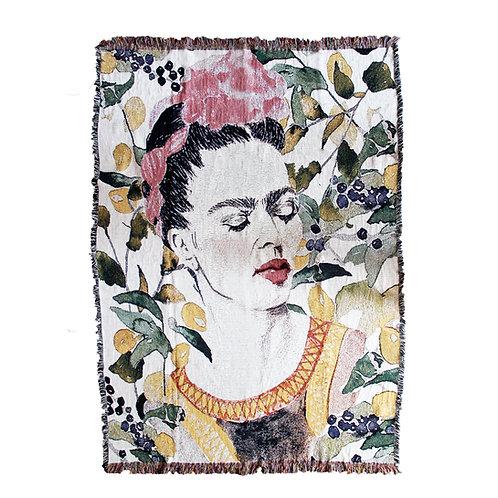 Frida Art Blanket