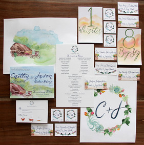 Vermont Farm Wedding Suite