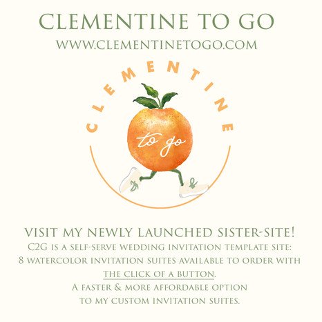 Clementine To Go
