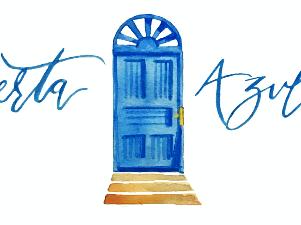 Logo for Puerta Azul