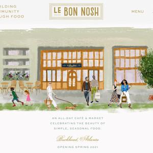 Le Bon Nosh, ATL