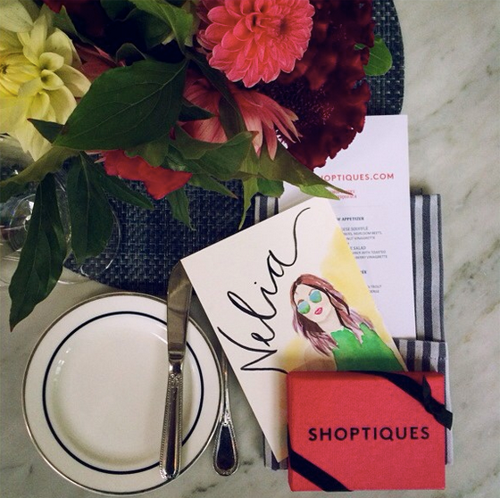Portrait Placecards for Refinery29