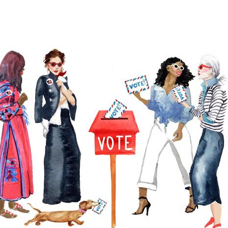 Vote, Vote Vote!