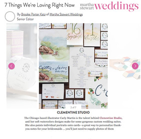 Martha Stewart Weddings!