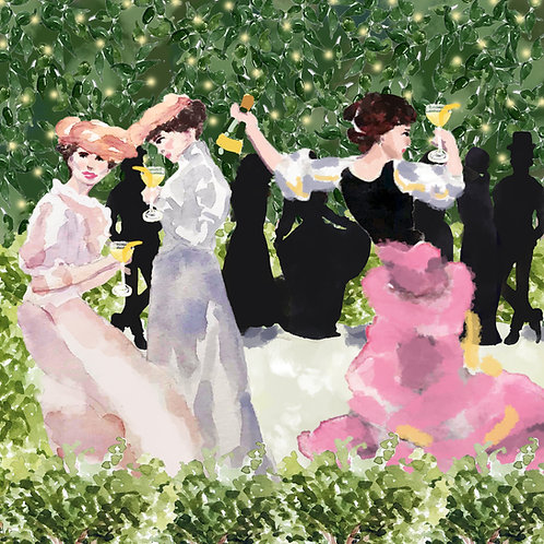 Art Institute Garden Party