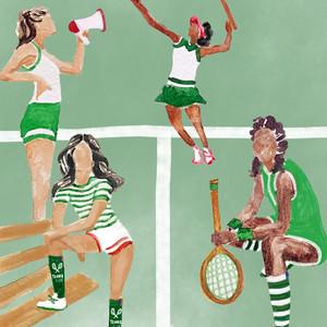 Wimbledon illustration for Kule