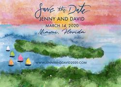 Jenny and David