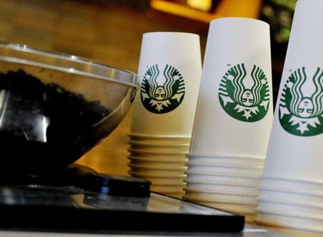 Starbucks Trial a 'Green Levy'