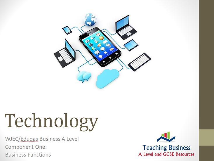 Eduqas PowerPoint Technology