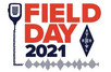 Field Day 2021 In Person!!!!!  Set up June 25 at 5pm. Field Day starts at noon on Saturday June 26.