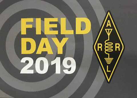 Field Day 2019 is this Weekend!