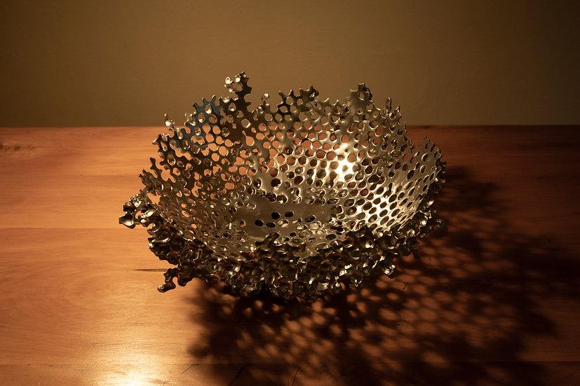 Aluminium fruit Bowl .32