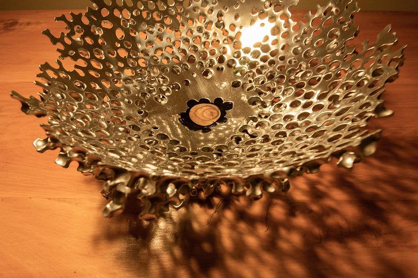 Aluminium Fruit Bowl .34