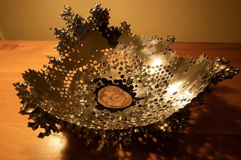 Aluminium fruit Bowl .33