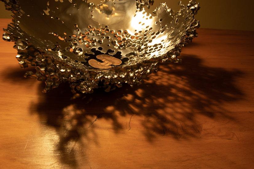 Aluminium Fruit Bowl .35