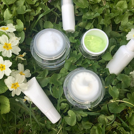 Alternatives zéro déchet aux cosmétiques du quotidien
