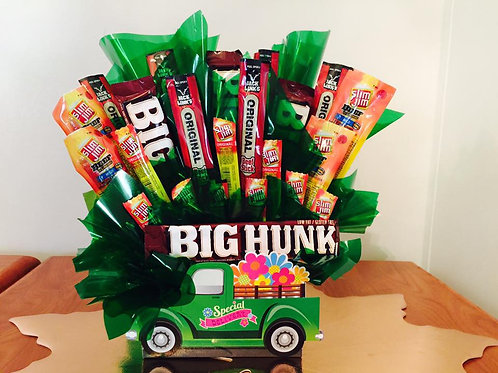 "For Your ""Big Hunk"" Bouquet"