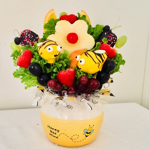 Honey Bee Mine Bouquet
