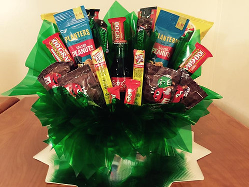 Gone Hunting Snack Bouquet