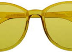 Yellow Chakra Sunglasses