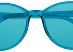 Turquoise Chakra Sunglasses
